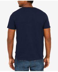 Nautica Blue 2018 Logo-print T-shirt, Created For Macy's for men