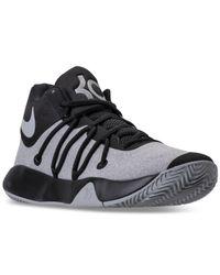 Nike Black Men's Kd Trey 5 V Basketball Sneakers From Finish Line for men