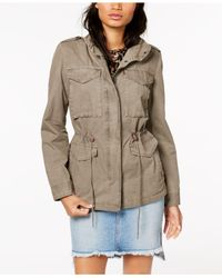 Levi's - Gray ® Lightweight Cotton Field Jacket - Lyst
