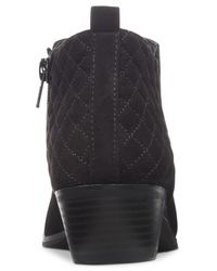 Style & Co. - Black Wessley Casual Booties - Lyst