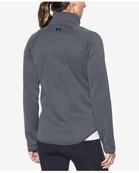 Under Armour   Gray Extreme Storm Jacket   Lyst