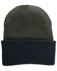 47 Brand Multicolor Ice Block Cuff Knit Hat for men