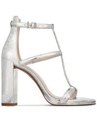Kenneth Cole Metallic Women's Deandra Dress Sandals