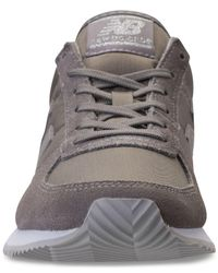 New Balance Gray Women's 220 Casual Sneakers From Finish Line