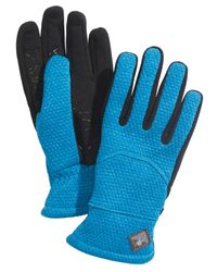 Spyder Blue Encore Gloves
