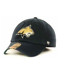 47 Brand | Blue Montana State Bobcats Ncaa '47 Franchise Cap for Men | Lyst