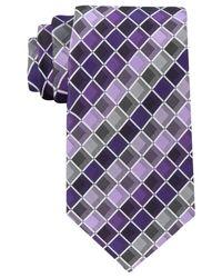 Geoffrey Beene - Purple Men's Ageless Box Ii Tie for Men - Lyst