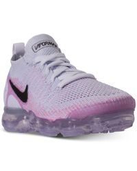 new arrivals c0fb2 70e04 Women's Purple Air Vapormax Flyknit 2 Running Sneakers From Finish Line