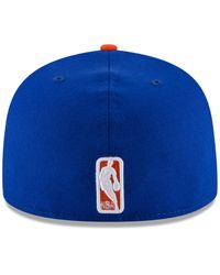 KTZ Blue 2 Tone Team 59fifty Cap for men
