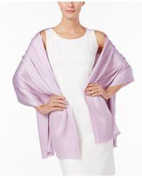 INC International Concepts | Purple Gemstone Wrap | Lyst