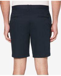 "Original Penguin - Blue 8"" Slim-fit Shorts for Men - Lyst"