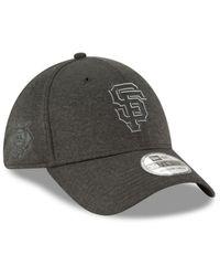 KTZ Black San Francisco Giants Clubhouse 39thirty Cap for men