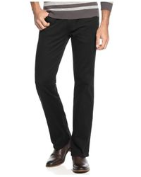 Alfani | Orange Pants, Only At Macy's, 5-pocket Slub Twill Pants, Only At Macy's for Men | Lyst
