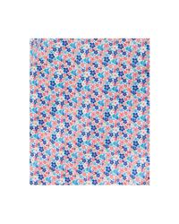 Con.struct Blue Slim-fit Stretch Floral Ditsy-print Shirt, Created For Macy's for men