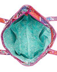 Vera Bradley - Multicolor Iconic Vera Large Tote - Lyst
