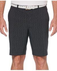 PGA TOUR Multicolor Micro-print Shorts for men
