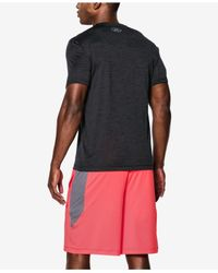 Under Armour Black V-neck Tech T-shirt for men