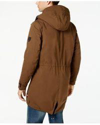 Tommy Hilfiger Multicolor Men's Fleece-lined Sid Parka for men