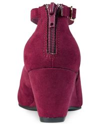 American Rag - Multicolor Miley Chop Out Wedges - Lyst