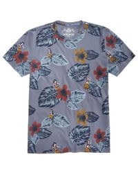 American Rag - Blue Hula Girl T-shirt, Created For Macy's for Men - Lyst