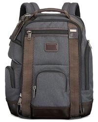 Tumi | Gray Men's Shaw Deluxe Backpack for Men | Lyst