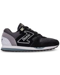 Etonic Black Men's Trans Am Grad Casual Sneakers From Finish Line for men