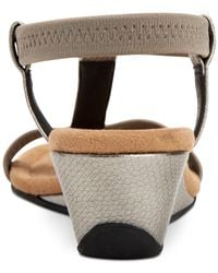 Alfani - Multicolor Voyage Wedge Sandals, Created For Macy's - Lyst