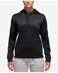 Adidas - Black Team Issue Hoodie - Lyst