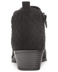 Style & Co. Black Wessley Casual Booties, Created For Macy's