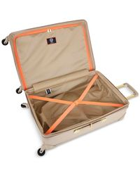 """Vince Camuto - Natural Loma 28"""" Hardside Spinner Suitcase - Lyst"""