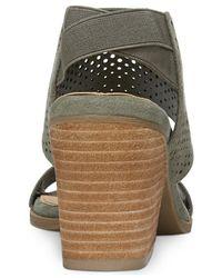 Dr. Scholls Multicolor Jasmin Dress Sandals