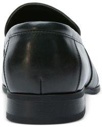 CALVIN KLEIN 205W39NYC - Black Bartley Bit Loafers for Men - Lyst