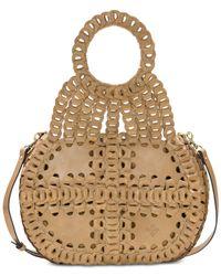 Patricia Nash Multicolor Chainlink Pisticci Shoulder Bag