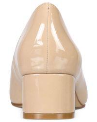 Alfani - Natural Women's Daleah Block-heel Pumps - Lyst