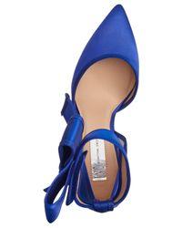 INC International Concepts - Blue Kaiaa Bow Pumps - Lyst