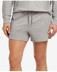 2xist Gray Jogger Shorts for men