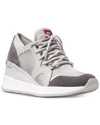 MICHAEL Michael Kors Multicolor Liv Trainer Sneaker