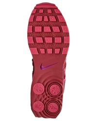 Nike - Red Shox Gravity Casual Sneakers From Finish Line - Lyst