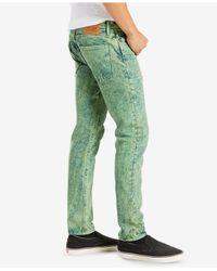 Levi's - Green ® 512tm Slim Taper Fit Jeans for Men - Lyst