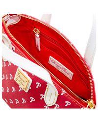Dooney & Bourke | Red Ruby Mini Crossbody Satchel | Lyst