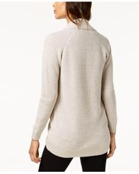 Style & Co. - Multicolor Shawl-collar Cardigan, Created For Macy's - Lyst