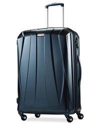 """Samsonite Blue Vibratta 25"""" Hardside Spinner Suitcase"""