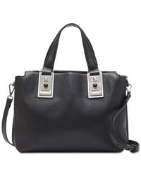 Vince Camuto - Black Bitty Small Satchel - Lyst