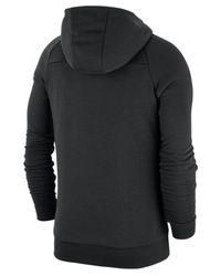 Nike - Black Minnesota Vikings Dri-fit Fashion Hoodie for Men - Lyst