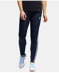 Adidas Blue Tiro Climacool® Soccer Pants