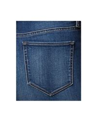 Maison Jules - Blue Button-fly Skinny Jeans, Created For Macy's - Lyst