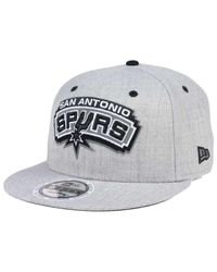 new arrivals 28e72 8c550 Men s San Antonio Spurs Total Reflective 9fifty Snapback Cap