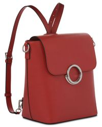CALVIN KLEIN 205W39NYC - Red Reese Mercury Backpack - Lyst