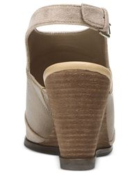 Dr. Scholls | Multicolor Peaceful Wedge Sandals | Lyst