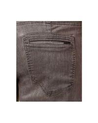 Ezekiel - Men's Gray Denim Jeans for Men - Lyst
